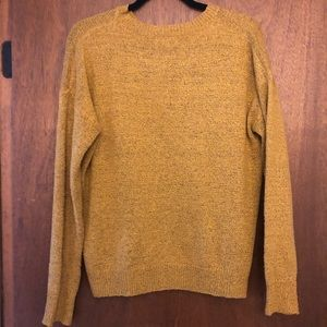 Emory Park Mustard Pullover - Size S